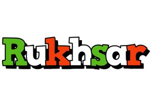 Rukhsar venezia logo