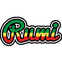 Rumi african logo