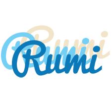 Rumi breeze logo