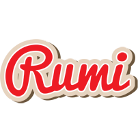 Rumi chocolate logo