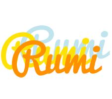 Rumi energy logo