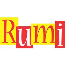 Rumi errors logo