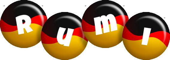 Rumi german logo