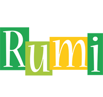 Rumi lemonade logo