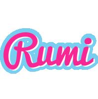 Rumi popstar logo