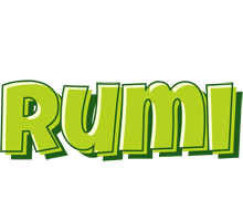 Rumi summer logo