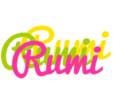 Rumi sweets logo