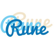 Rune breeze logo
