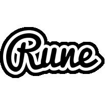 Rune chess logo
