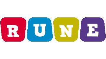 Rune daycare logo
