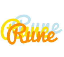 Rune energy logo