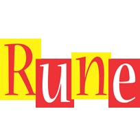 Rune errors logo