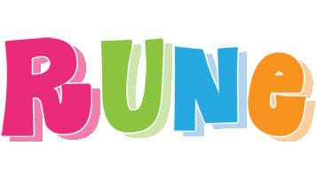 Rune friday logo
