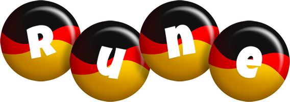 Rune german logo