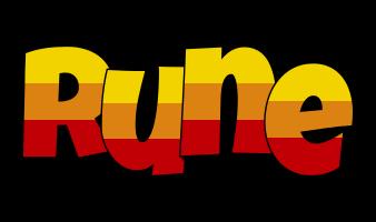 Rune jungle logo