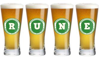Rune lager logo