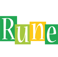 Rune lemonade logo