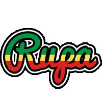 Rupa african logo