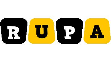 Rupa boots logo