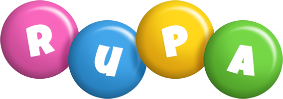 Rupa candy logo