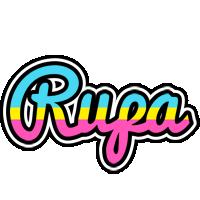 Rupa circus logo