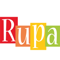 Rupa colors logo