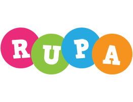 Rupa friends logo