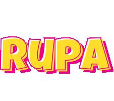 Rupa kaboom logo
