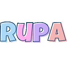 Rupa pastel logo