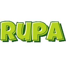 Rupa summer logo