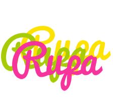 Rupa sweets logo