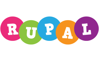 Rupal friends logo