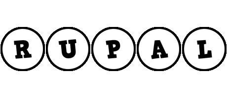 Rupal handy logo