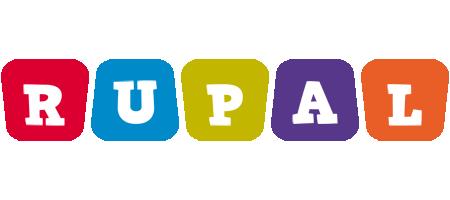 Rupal kiddo logo