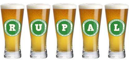 Rupal lager logo