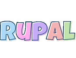 Rupal pastel logo