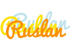 Ruslan energy logo