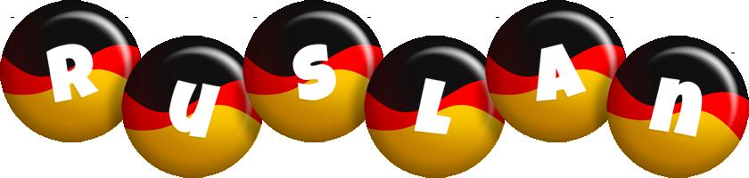 Ruslan german logo