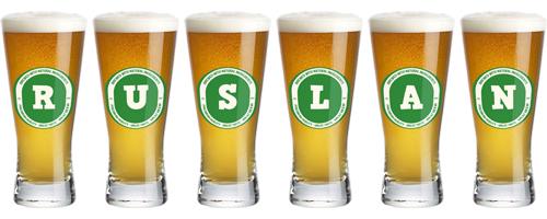 Ruslan lager logo