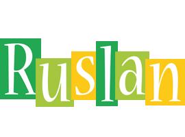 Ruslan lemonade logo