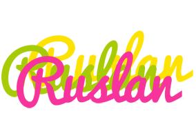 Ruslan sweets logo
