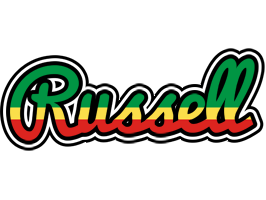 Russell african logo
