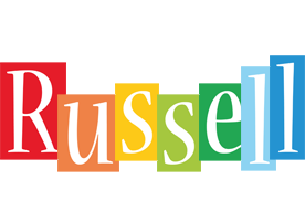 Russell colors logo