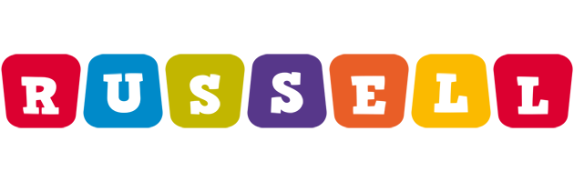 Russell daycare logo