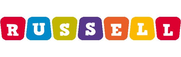Russell kiddo logo