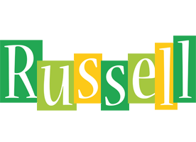 Russell lemonade logo