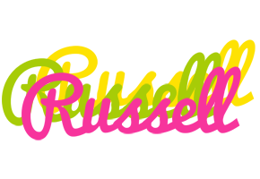 Russell sweets logo
