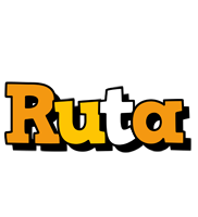 Ruta cartoon logo