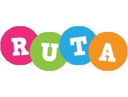 Ruta friends logo