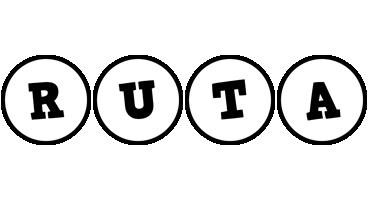 Ruta handy logo